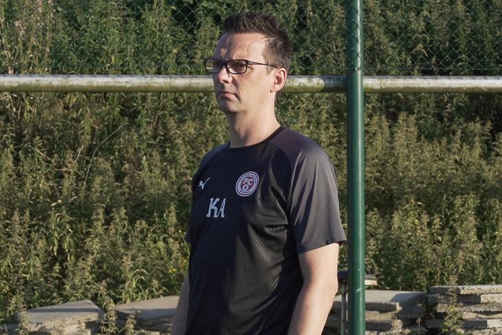 Das Team von FCO-Coach Kristian Arambasic hat die Favoritenrolle inne. (Foto: David Dischinger)