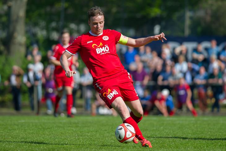FCO-Kapitän Daniel Block möchte wieder in den DFB-Pokal. (Foto: Oliver Baumgart)