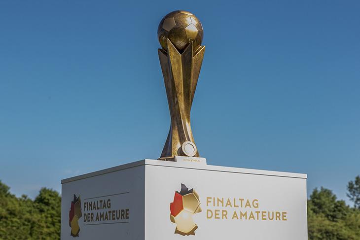 Am 24. und 25. Mai geht es wieder um den LOTTO-Pokal und damit um die Teilnahme am DFB-Pokal der kommenden Saison. (Foto: Dennis Gloth)