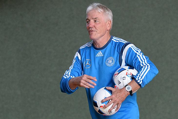 Der Ansprechpartner für Futsal beim Bremer Fußball-Verband: Fred Michalsky. (Foto: Getty Images)