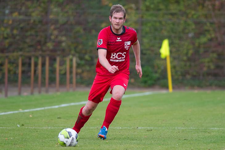 Mathis Kröger und der SC Borgfeld holten gegen den OSC wichtige Punkte (Foto: Oliver Baumgart)