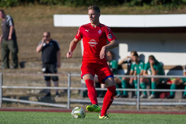 Ennio Cordes und der Blumenthaler SV wollen gegen den SC Borgfeld erneut dreifach punkten. (Foto: Oliver Baumgart)