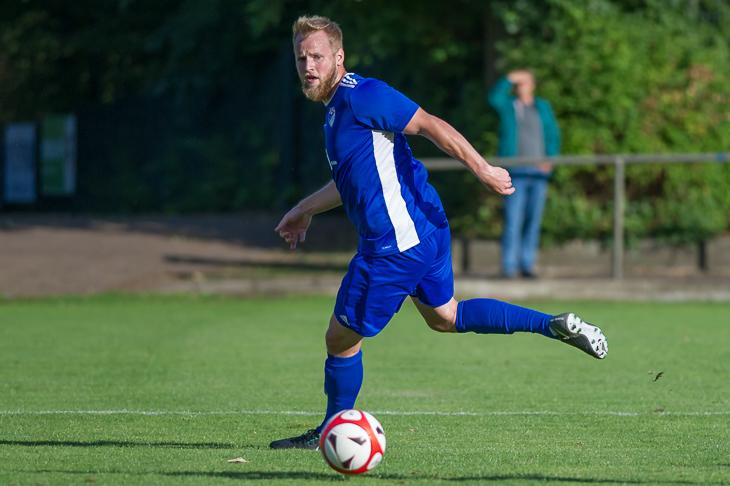 Marcel Dörgeloh will mit dem Brinkumer SV zurück in die Erfolgsspur. (Foto: Oliver Baumgart)
