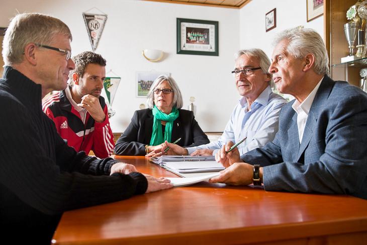 Beim Vereinsdialog steht der Verein im Mittelpunkt. (Foto: Getty Images)