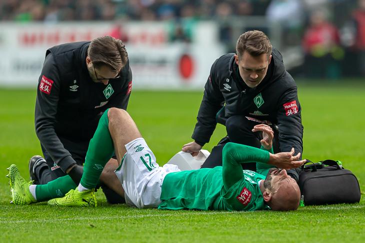 Verletzungen gehören leider zum Fußballalltag. (Foto: Oliver Baumgart)