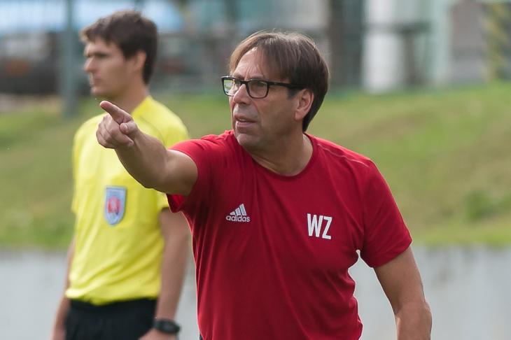 Wilfried Zander reist mit den U 18-Junioren nach Barsinghausen. (Foto: Oliver Baumgart)